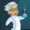 Crazy Scientist  Marbles