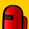 Among Usa assassin App Icon