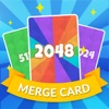 2048 Merge Card App Icon